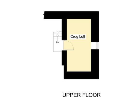 Floorplan - Cottage - Crog Loft