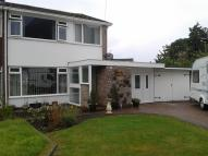 3 bed semi detached property in 9 Garth Wen...
