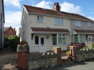 semi detached home in Berthes Road, Old Colwyn...