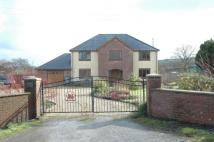 Detached property in Rhos, Llandysul...