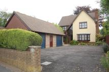 Detached home in Alresford