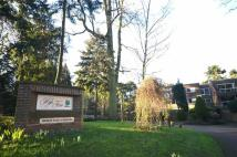 Flat for sale in High Firs, Radlett