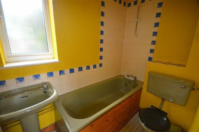 Bathroom/WC: