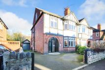 semi detached home in Selby Road...