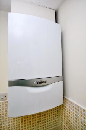 Replaced Boiler