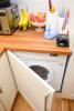 Integrtaed washer