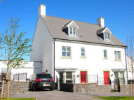 semi detached house in Heathland Way, Llandarcy...