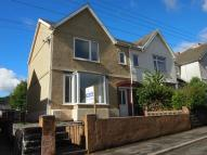 3 bedroom semi detached house in Grove Road, Clydach, SA6