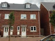 3 bedroom Town House to rent in Ffordd Cambria...