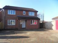 4 bed Detached home in Stapleton Close, Bedale...