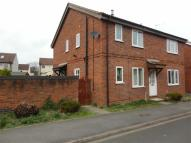 1 bedroom semi detached property for sale in Iddison Drive, Bedale...