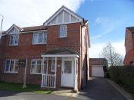 3 bedroom semi detached home in Peirse Close, Bedale...