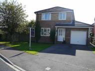 4 bedroom Detached home for sale in Beresford Close, Bedale...