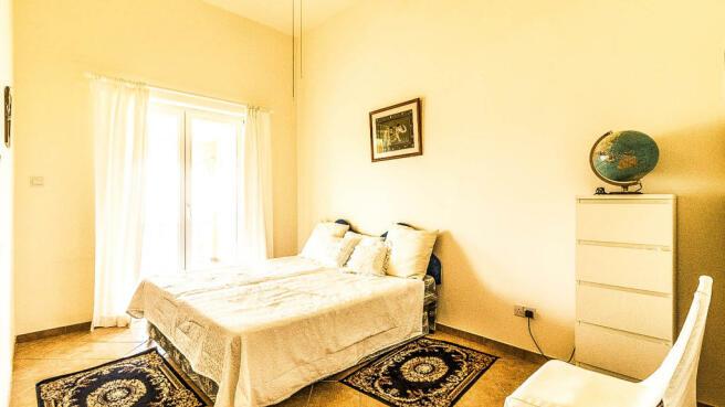 Bedroom - office