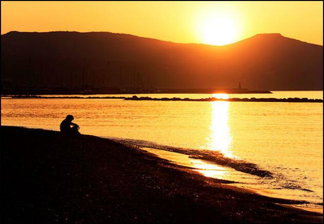 Latchi Sunset