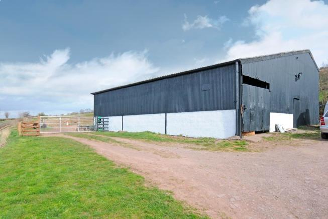 External Building - Cowshed/Workshop
