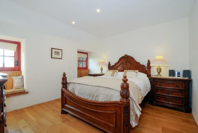 Bedroom-Meadow Cottage