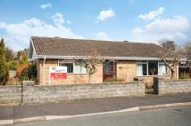 Detached Bungalow for sale in Pendre Gardens, Brecon