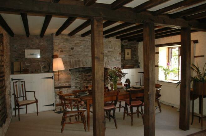 Dining Area - Farmhouse