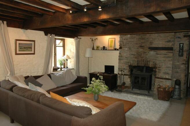 Living Room - Farmhouse