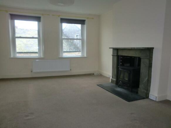 Splendid sitting room  on first floor