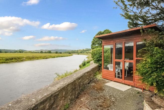 The perfect view for a summer house