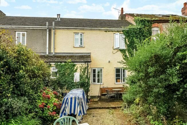 Dlightful private cottage garden