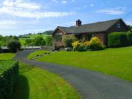 Detached Bungalow for sale in Glasbury on Wye...