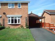 2 bed semi detached property to rent in Millbrook Drive Shawbury...
