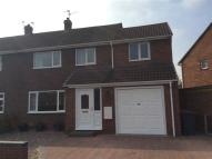 semi detached house to rent in Combermere Drive...