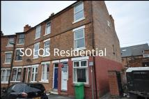 End of Terrace house to rent in Broxtowe Street...