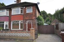 3 bedroom semi detached house to rent in Paton Road, Old Basford...