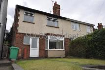 3 bedroom semi detached property in WARREN AVENUE...