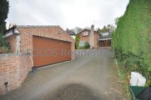 4 bedroom Detached property in Lambley Lane, Nottingham...