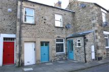 Terraced house in Silver Street...