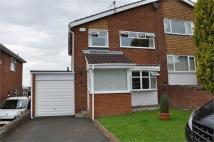 semi detached house for sale in Halton Close...