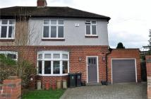 3 bed semi detached home in Woodcroft Road, Wylam,