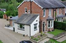 3 bed semi detached house in Meadowfield Road...