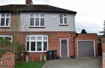 3 bedroom semi detached home in Woodcroft Road, Wylam,