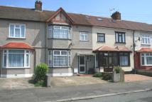 Terraced house for sale in Cranley Drive, Ilford...