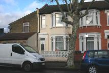 Terraced property in Coleridge Avenue, London...