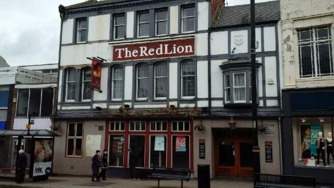 The Red Room Pub Toronto