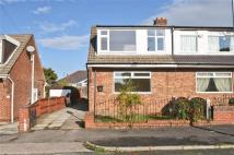 3 bed semi detached house in Camberwell Crescent...