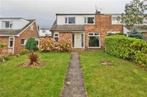 Back Lane semi detached property for sale