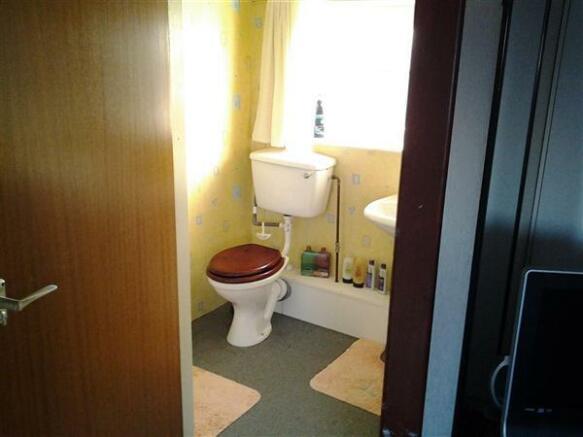 Bedroom 1 front -
