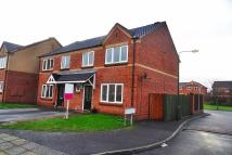 Wintergreen Drive semi detached house to rent