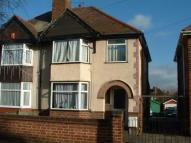 3 bedroom semi detached property to rent in 23 Northway...