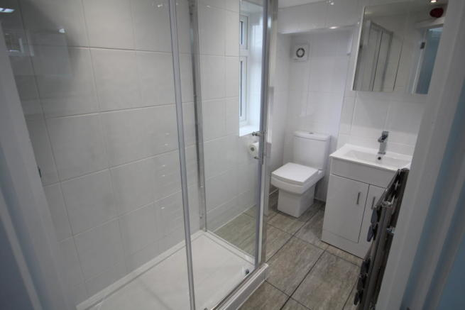 Downstairs Shower Romm