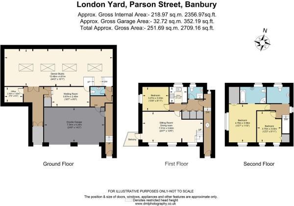 London Yard, Parson