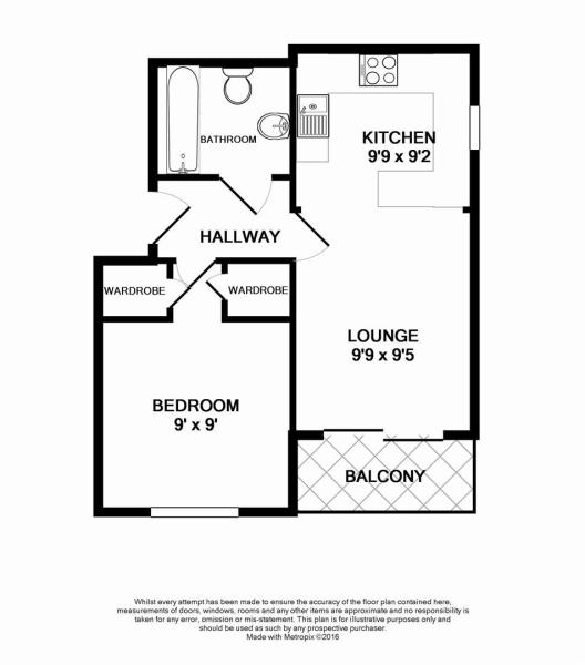 Floor plan 40 Verney